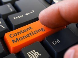 Monetizing a Blog