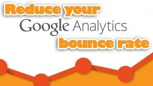 Bounce rate and Google Analytics