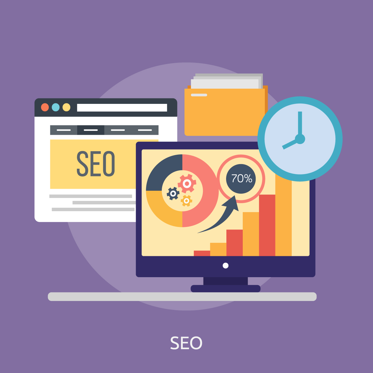 SEO for the website