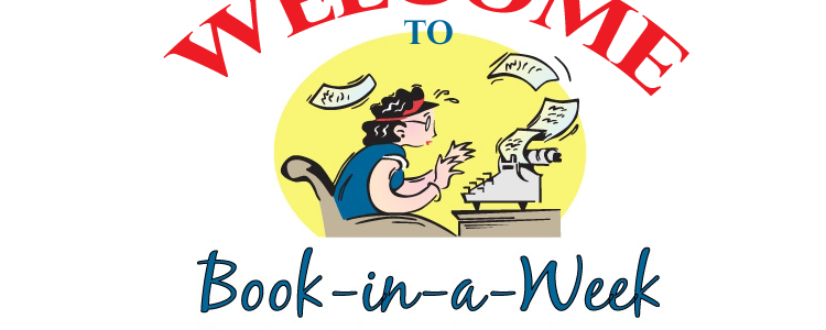 book in a week website