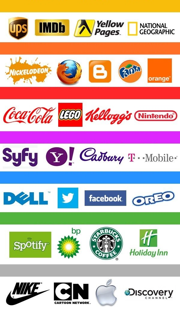 Colors in Branding