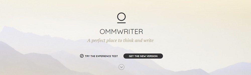 ommwriter tool