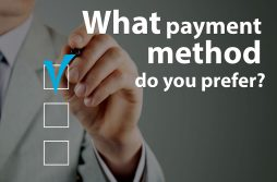 What payment method do you prefer?