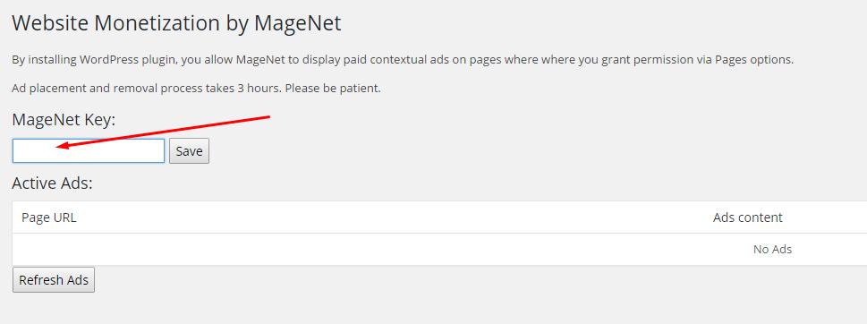 MageNet Key